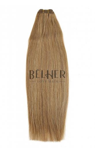 Extensii Cusute Premium Blond Inchis Cenusiu