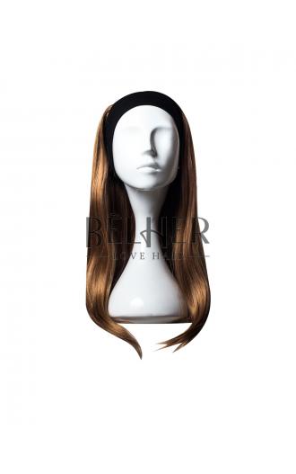 Peruca INA Blond Inchis Auriu