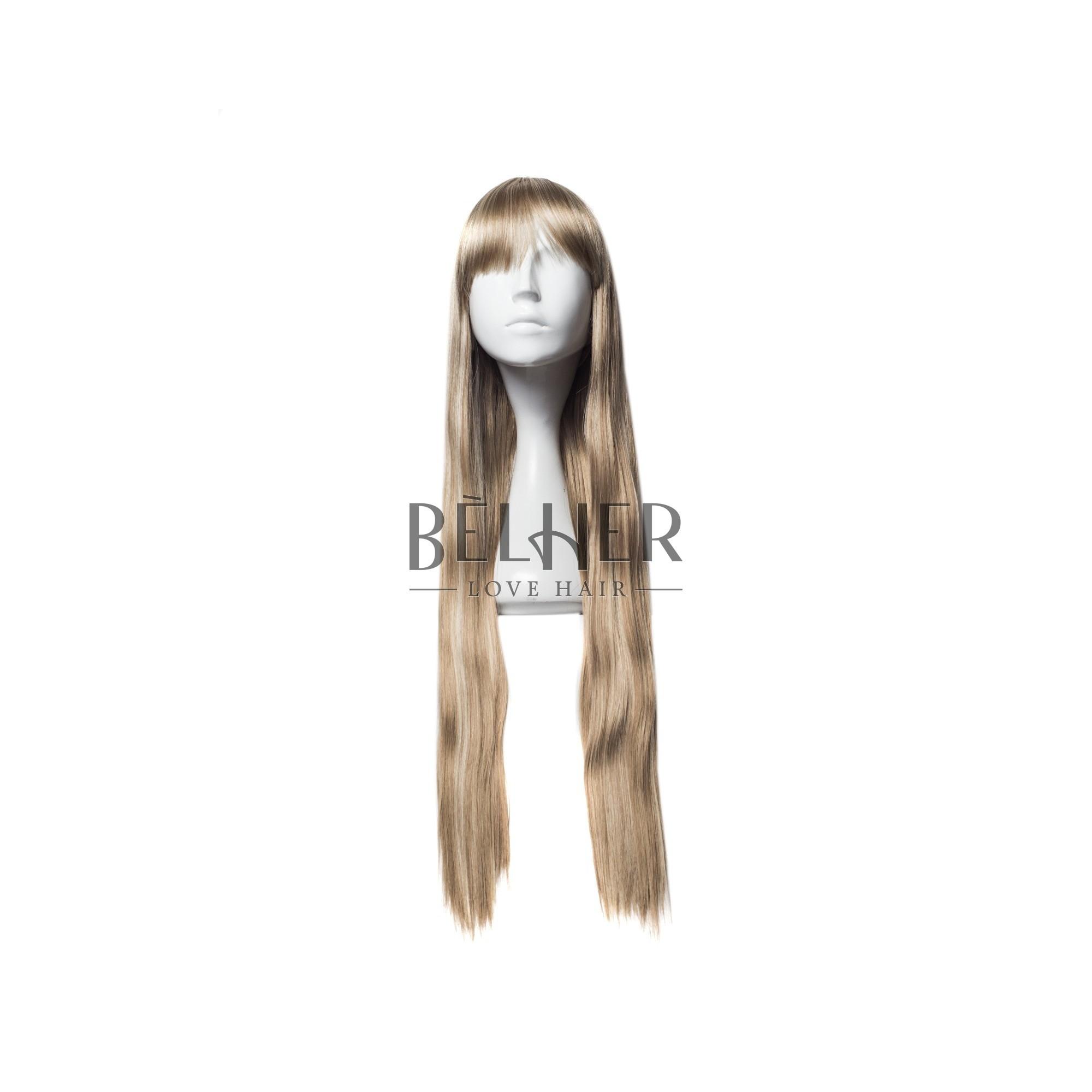 Peruca ERIKA Mix Blond Cenusiu