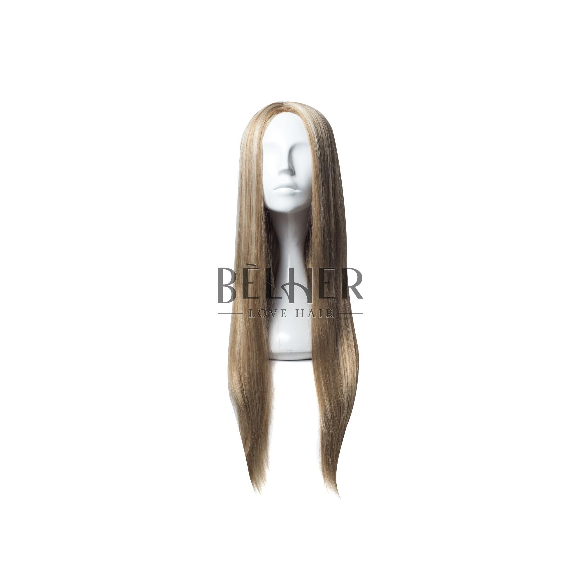 Peruca LORA Mix Blond Auriu