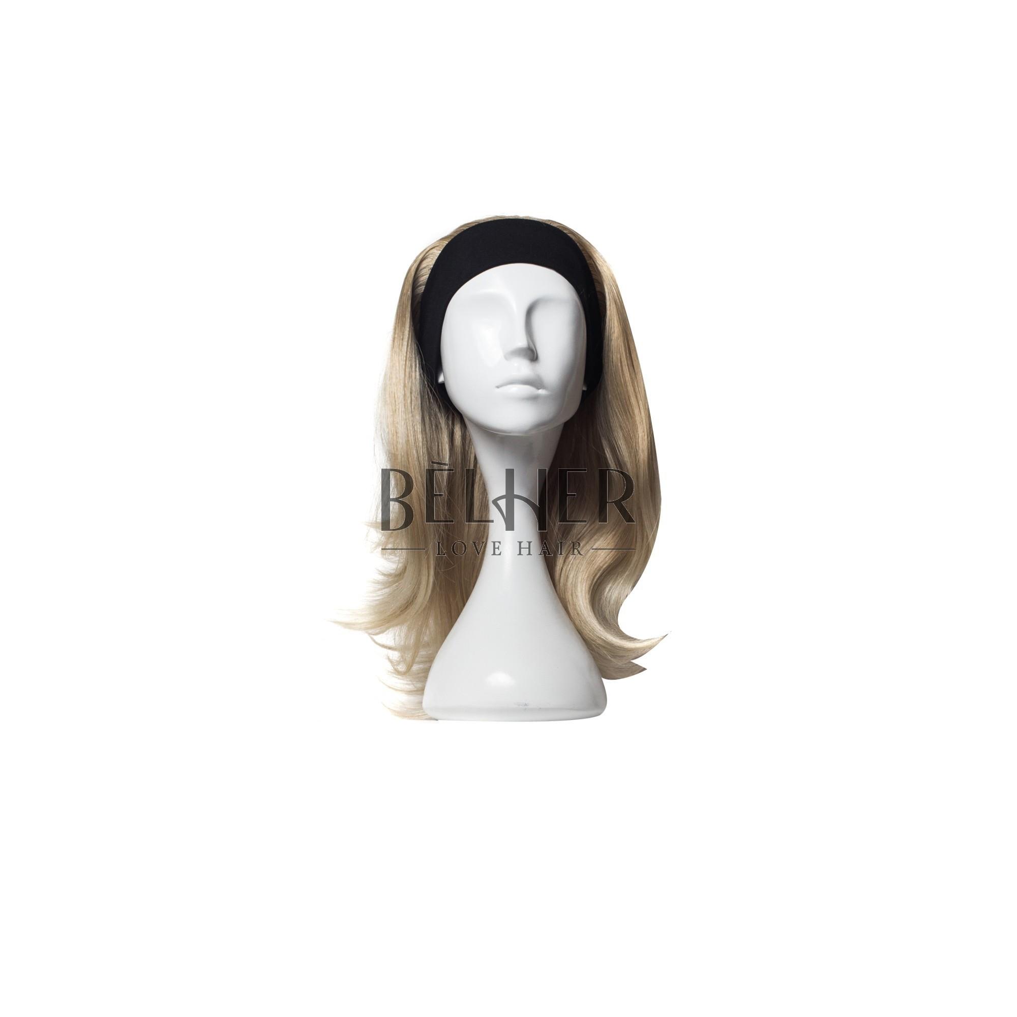 Peruca MONACA Mix Blond Auriu