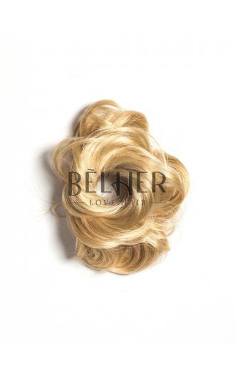 Elastic Din Par Mix Blond Auriu
