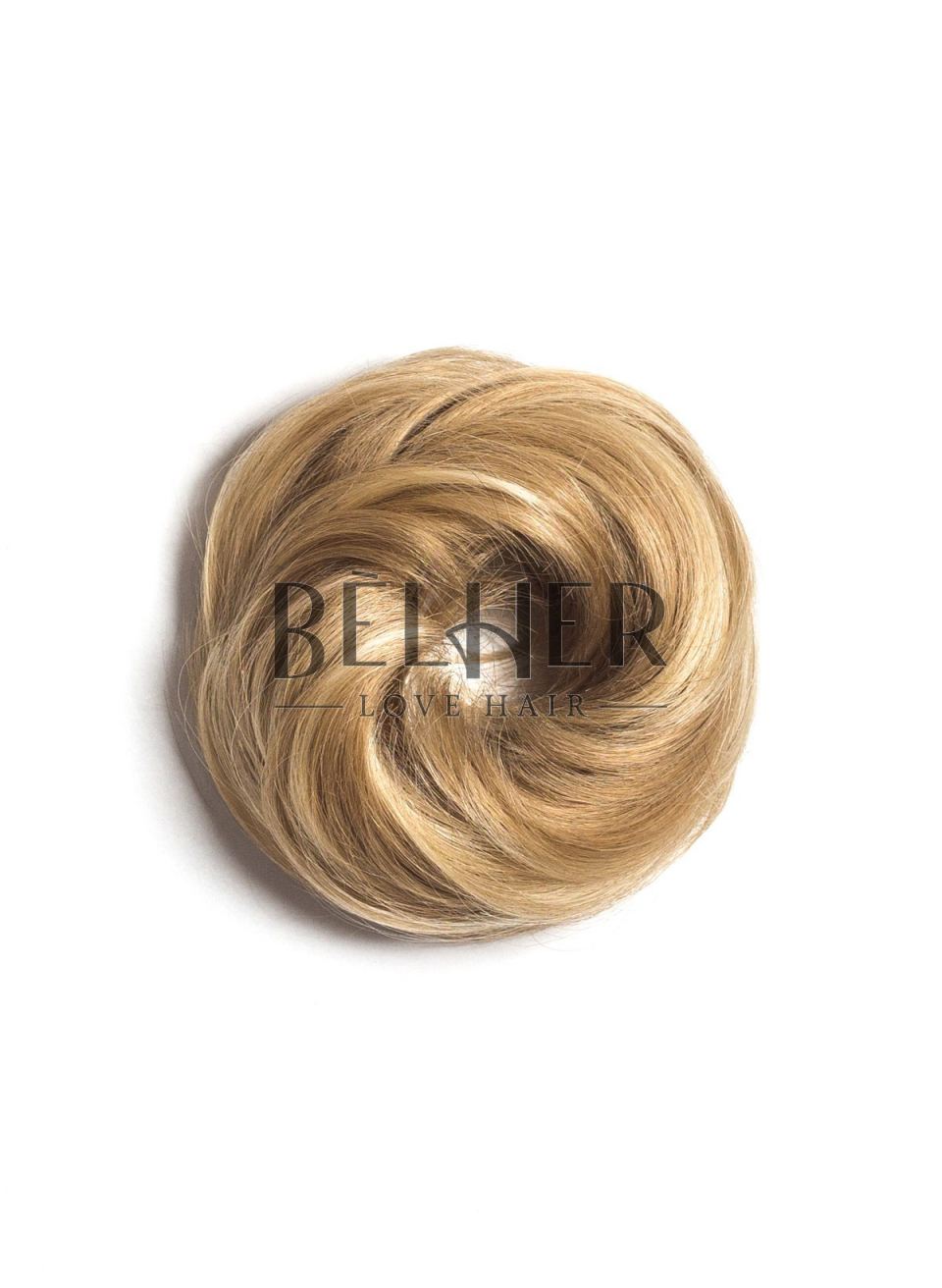 Mix Blond Cenusiu Elastic Din Par
