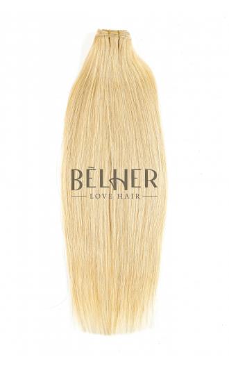 Extensii Cusute Premium Blond  Deschis Cenusiu