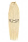 Blond Platinat Extensii Cusute Premium