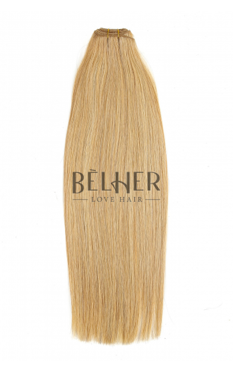 Extensii Cusute Premium Mix Blond Auriu