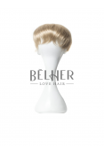 Blond Cenusiu Peruca Partiala Clip-On
