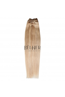 Mix Blond Cenusiu Clip-On Deluxe