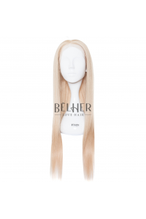 Peruca Naturala Iolanda Blond Bej