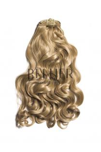 Blond Cenusiu Extensii Clip-On