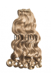 Mix Blond Extensii Clip-On