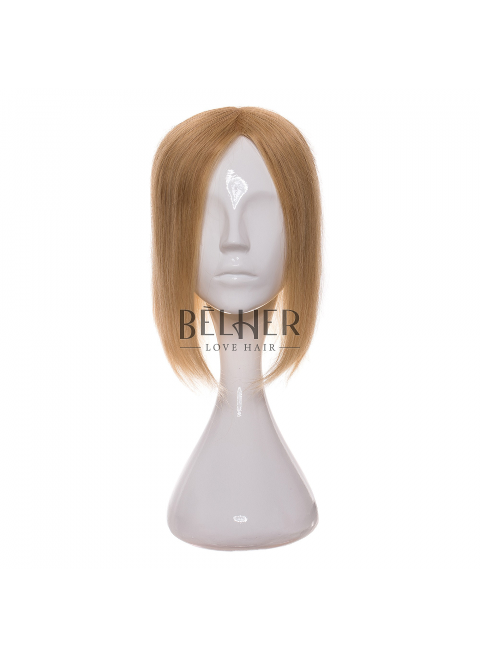 Calota Par Natural Monofilament Blond Auriu