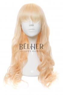 Peruca Naturala MIA Blond Deschis