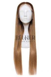 Peruca Naturala Alessia Ombre Blond Miere