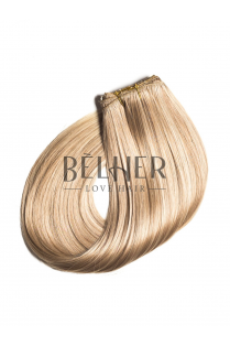 Mix Blond Auriu Extensii Clip-On