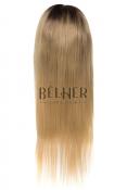 Peruca Naturala Diana Ombre Saten Blond