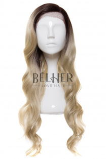 Peruca Claudia Ombre Blond Deschis