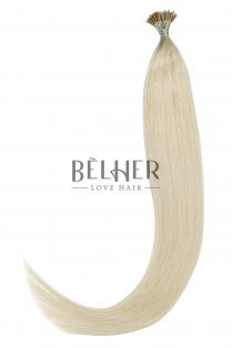 Extensii I-Stick Blond Argintiu