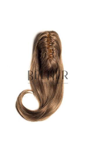 Coada Naturala Cu Cleste Blond Aluna