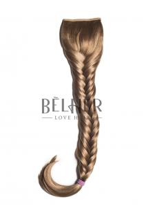Blond Aluna Coada Par Impletit