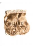 Blond Aluna Tresa Clip-On Ondulat