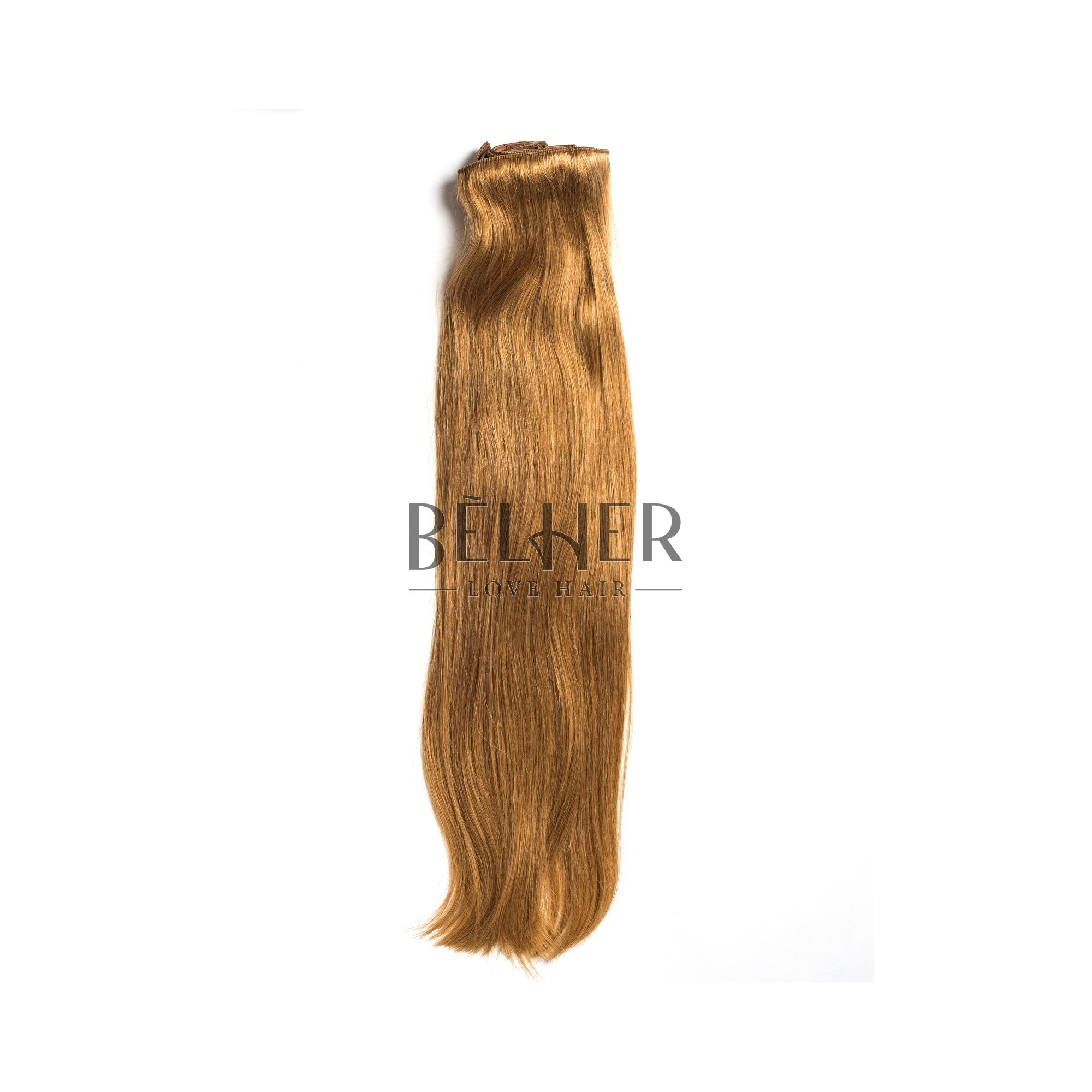 Extensii Clip-On Deluxe Blond Miere